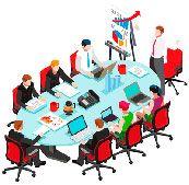 Alquiler de aula de formación y sala de reuniones en Zaragoza