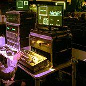 Alquiler de estudio móvil de televisión en Zaragoza