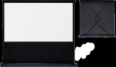 Pantalla de proyección de 1,55 × 1,55 metros
